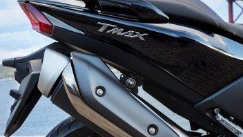 Moto - Scooter: Yamaha T-Max: aggiornamento in vista per il 2020