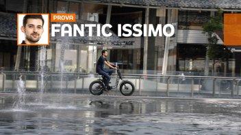 Moto - Test: Fantic Issimo - TEST
