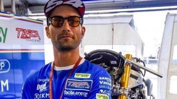 Moto2: Pasini dichiarato FIT, sarà al via di Buriram con Tasca Racing