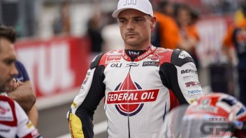 Moto2: Stewards penalty, Lowes starting from back of the grid