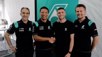 Moto2: Jake Dixon moves to Petronas in 2020