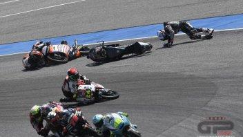 """Moto3: Paolo Simoncelli: """"Mettiamo un freno ai piloti kamikaze"""""""