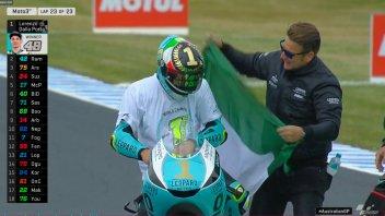 Moto3: Dalla Porta vince a Phillip Island ed è campione del mondo
