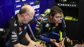 """MotoGP: Rossi: """"Ducati and Honda are stronger than Yamaha in the race"""""""
