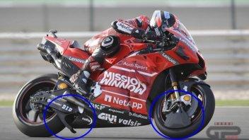 "MotoGP: Aldridge, arriva l'aerodinamica 'a zone': ""mai più un caso cucchiaio"""