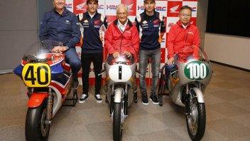 MotoGP: Per Honda posano 5 campioni e 23 titoli del mondo
