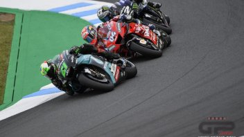 """MotoGP: Morbidelli: """"Miller pissed me off and made me wasted time."""""""