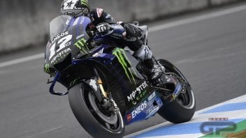 """MotoGP: Vinales: """"Sarei già pronto a correre domani"""""""