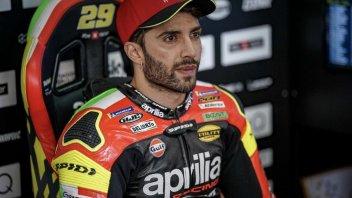 """MotoGP: Iannone: """"Preferisco una moto faticosa da guidare ma che vada forte"""""""