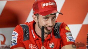 """MotoGP: Dovizioso scherza: """"Io in KTM nel 2021? Non scommetto contro Pernat"""""""