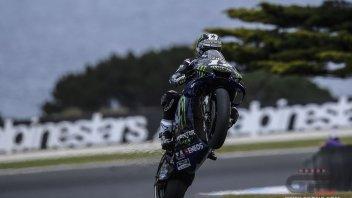 MotoGP: Phillip Island: Vinales non fa prigionieri, 1° anche nel Warm Up