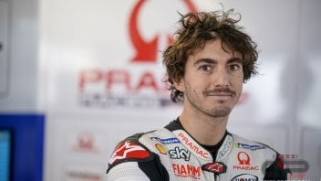 """MotoGP: Bagnaia: """"My speed messed things up in the tests, I thought it was all easy"""""""