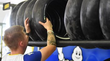 """MotoGP: Michelin: """"Sepang is a track that commands respect"""""""