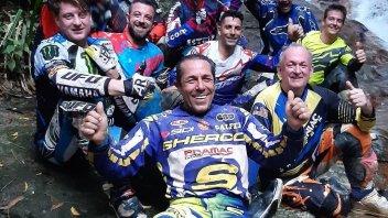 MotoGP: Enduro relaxation among managers: Forcada, Zeelemberg and Felix Rodriguez
