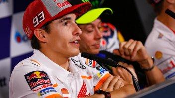 """MotoGP: Marquez: """"Non terrò d'occhio Dovi, voglio essere il solito Marc"""""""