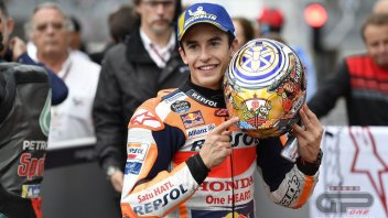 """MotoGP: Marquez: """"Amazing, Alex remains in the standings. He did better than me."""""""