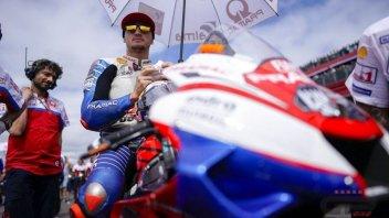 """MotoGP: Miller: """"Volevo lottare con Quartararo, la gomma non l'ha consentito"""""""