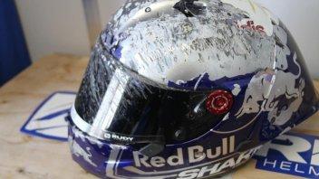 MotoGP: Dopo la caduta a 300 Km/h: Oliveira non idoneo a Phillp Island