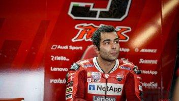 "MotoGP: Petrucci: ""The fall? Marquez led me onto a dirty trajectory."""