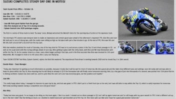 MotoGP: Guintoli-Suzuki disqualified for irregular engine: the mole was discovered