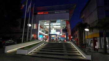 Moto - News: Honda sceglie Roma per il primo Dream Dealer, un nuovo concept