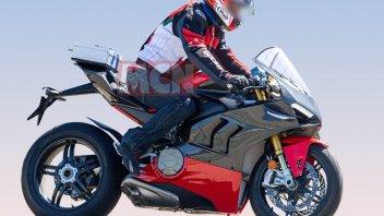 Moto - News: Panigale V4: in arrivo la versione Superleggera