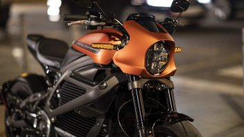 News Prodotto: Harley Davidson LiveWire: quanta fatica per la custom elettrica
