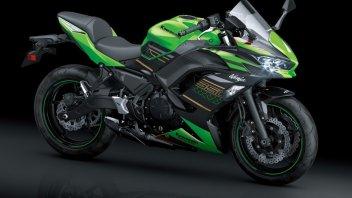 Moto - News: Kawasaki Ninja 650: novità 2020 per la sportiva entry level