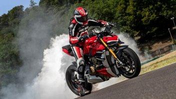 Moto - News: Ducati: Streetfighter V4? Rapporto peso/potenza da vera sportiva