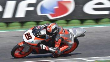 News: ELF CIV, Moto3: bis tricolore per Nicholas Spinelli