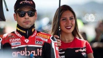 """SBK: Bautista: """"Non riuscivo più a far frenare la Ducati"""""""