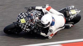 SBK: Honda CBR 1000 RR 2020: secret tests at Suzuka