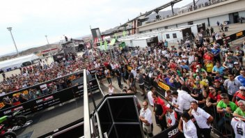 SBK: La FIM difende gli organizzatori della prova argentina della Superbike