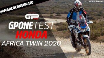 Moto - Test: Test Honda Africa Twin 2020: evoluzione della specie