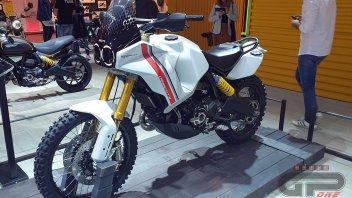 EICMA: Ducati Scrambler Desert X, enduro dal sapore vintage