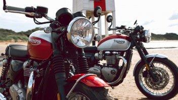 EICMA: Triumph Bonneville T120 e T100 Bud Ekins: ritorno agli anni '60