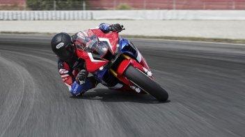 EICMA: Honda CBR 1000 RR-R: anche Marquez l'ha portata al limite