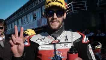 Moto2: WUP: Manzi continua a sognare: è davanti a Navarro a Valencia