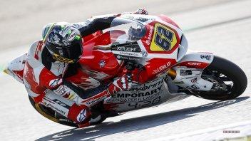 Moto2: FP1 Valencia: Manzi porta la MV Agusta in vetta, 4° Di Giannantonio