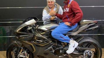 Moto2: Corsi con MV Agusta: l'accordo è fatto per il 2020