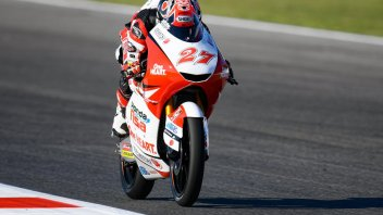 Moto3: FP2: Toba il più rapido a Sepang, 5° Migno
