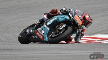MotoGP: Quartararo with an official Yamaha M1 in 2020