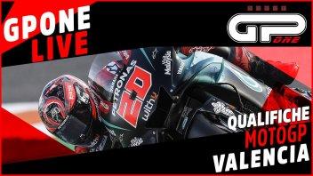 MotoGP: Valencia, LIVE delle qualifiche: Quartararo strappa la pole a Marquez