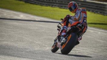"MotoGP: Marquez: ""Proud that my brother is on Honda's list"""