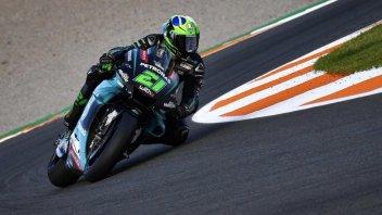 """MotoGP: Morbidelli: """"Io, Rossi e Vinales stiamo lottando con Quartararo"""""""