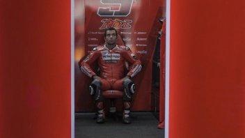 """MotoGP: Petrucci: """"Mi sento in difetto con Ducati ma so dove migliorare"""""""