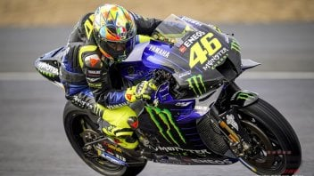 """MotoGP: Rossi: """"Our spirits aren't the problem, the results are."""""""