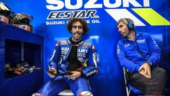 MotoGP: Test faces: the riders behind the scenes in Jerez