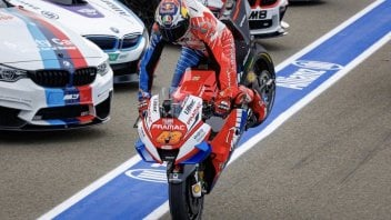 """MotoGP: Miller: """"The Ducati GP20 turns better, but I need to get used to it"""""""