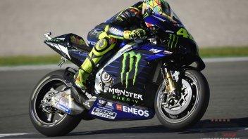 """MotoGP: Rossi: """"Il problema alla M1 2020? Un pezzo da un euro, come sempre"""""""